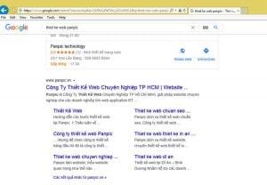 Một vài cách giúp website của bạn hiển thị trên google search