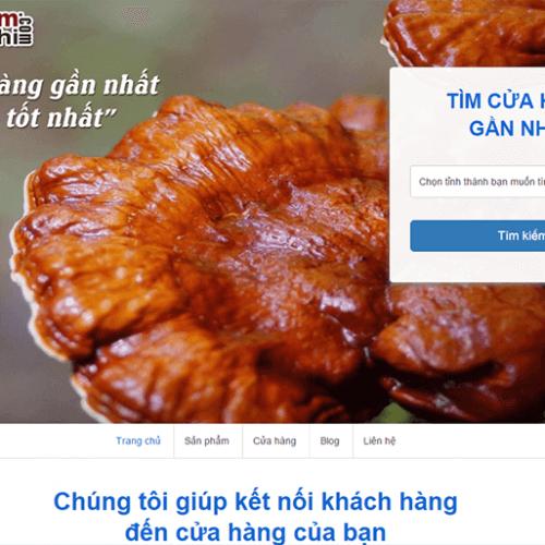 panpic thiet ke web nhansamlinhchi