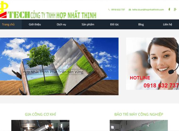 panpic thiet ke web hopnhatthinh