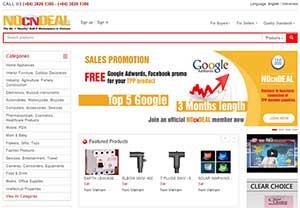 thiet ke web ecommerce b2b