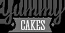 logo yummy cakes