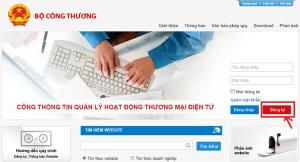 dang ky website voi bct