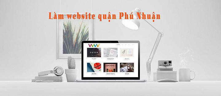 Làm website quận Phú Nhuận