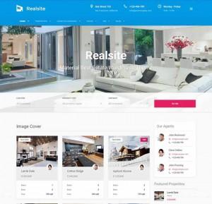 thiết kế landing page bất động sản