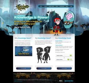 làm webiste game online chuyên nghiệp
