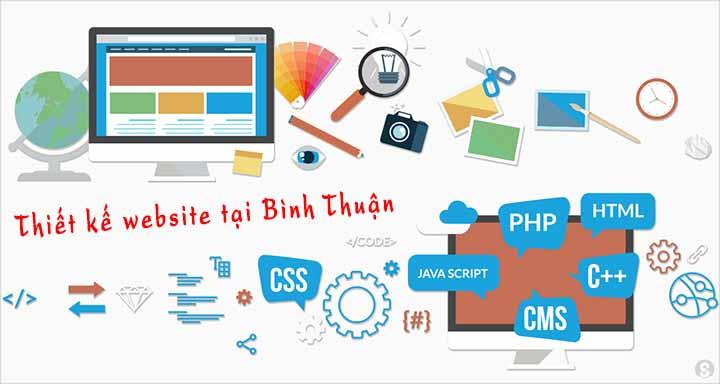 làm website Bình Thuận