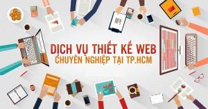 Thiết kế web Hồ Chí Minh