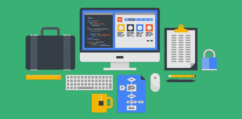 thiết kế đồ họa web