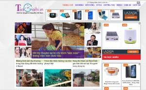thiết kế website báo điện tử tin tức