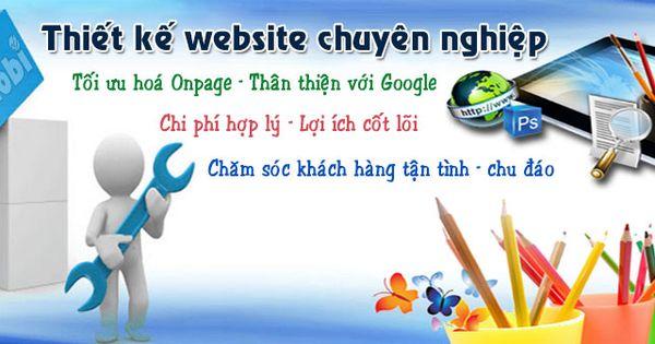 làm website cao bằng
