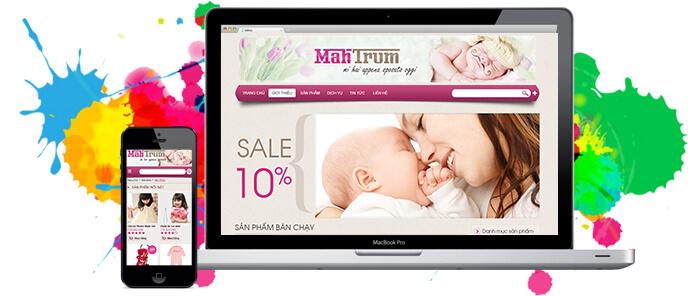làm website Quảng Ngãi