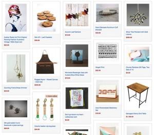 thiết kế website handmade