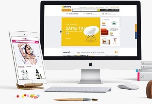 thiết kế website công ty ngành giấy