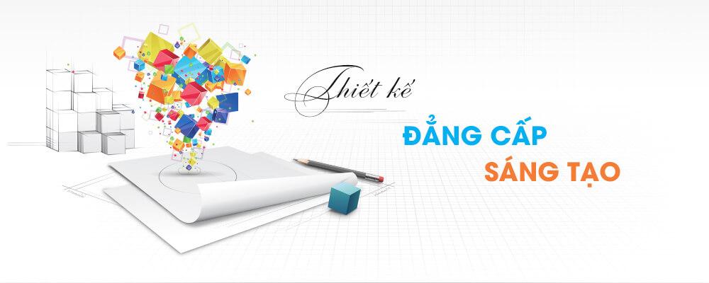 thiết kế web công ty in ấn quảng cáo