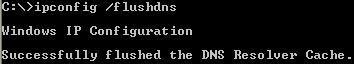 Cách xóa cache DNS trên máy tinh