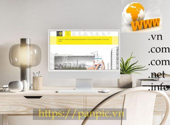 Panpic chọn tên miền website như thế nào